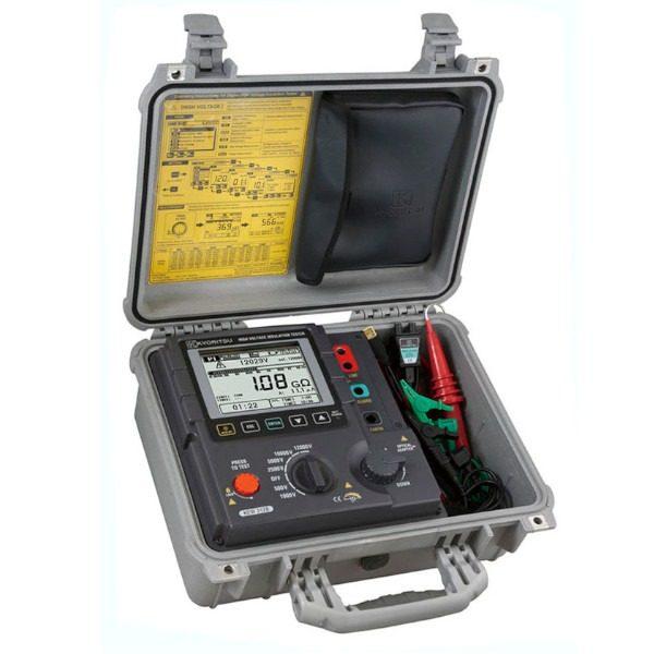 Kyoritsu 3128 isolatieweerstandmeter