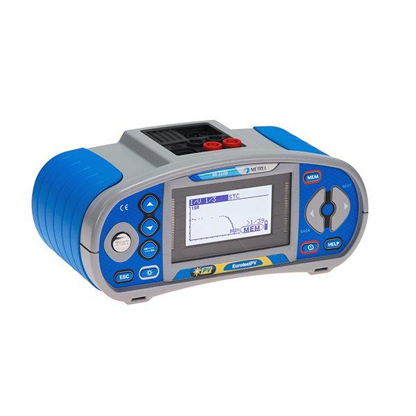 Metrel Eurotest PV MI3108PS Solar PV Installatietester