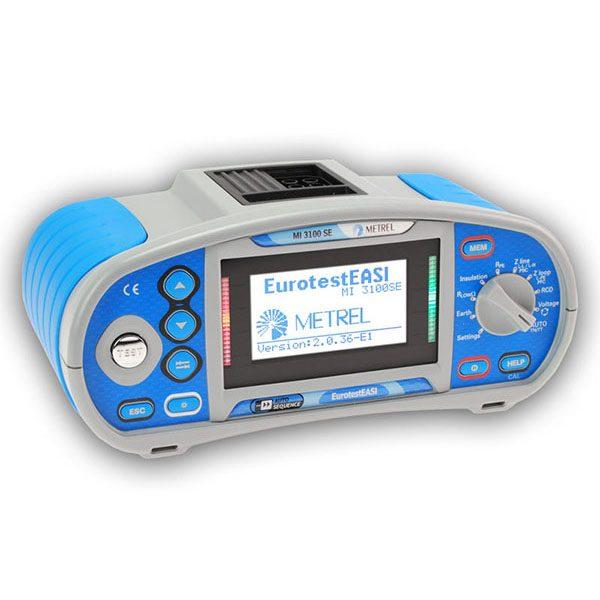 Metrel Eurotest EASI S NEN 3140 Installatietester